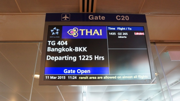 Bangkok - 11th ~ 14th March 2015 - 001